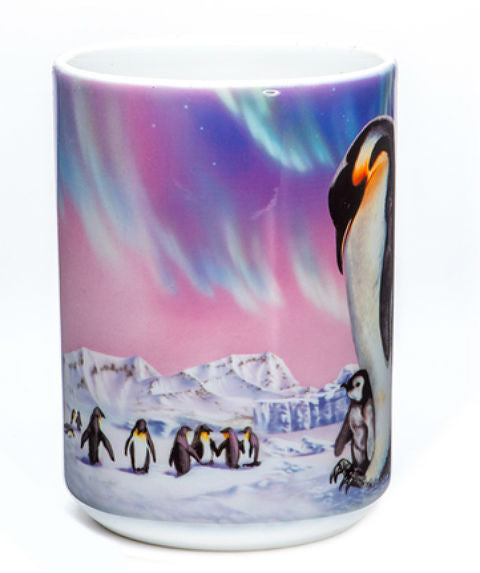 Penguin Emperor Coffee Mug Tea