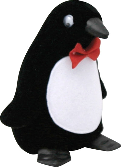 Penguin Box Pendant Jewelry Gift