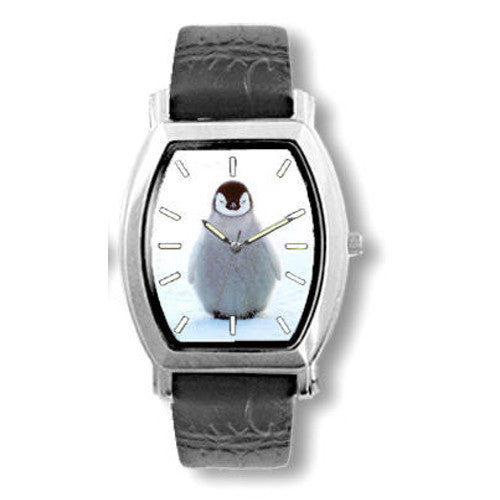 Penguin Emperor Chick Men's Watch Gift
