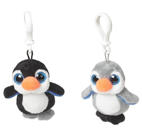 "Penguin Chicks Clip-On Backpack Buddies (3"" Tall)"