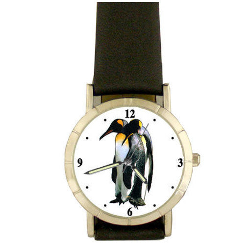 Penguin Couple Watch Emperor Gift