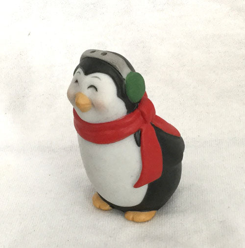 "Holiday Penguin Pepper Shaker (2 1/2"" Tall)"