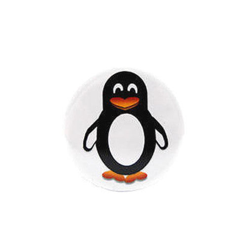 "Penguin Love Button (1"" diameter)"