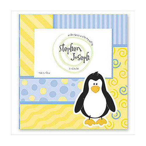 Penguin Picture Frame by Stephen Joseph