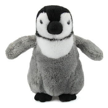 "Emperor Penguin Chick Plush (6"" tall)"