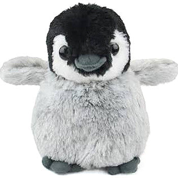 "Penguin Chick Hug Ems Plush (8"" Tall)"