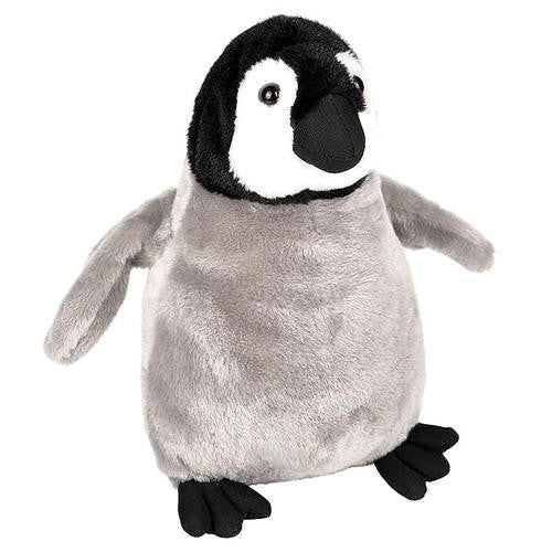 "Baby Emperor Penguin Plush (10"" Tall)"