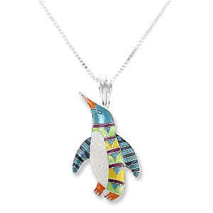 Penguin Radiance Pendant (Two Sizes)