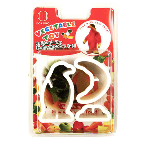 Penguin Veggie Shaper