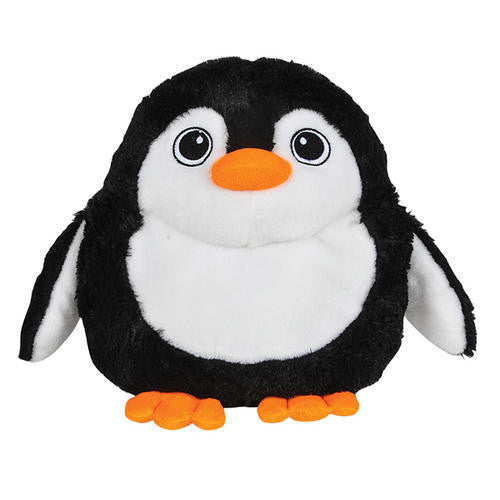 "Plush Penguin Pillow (11"")"