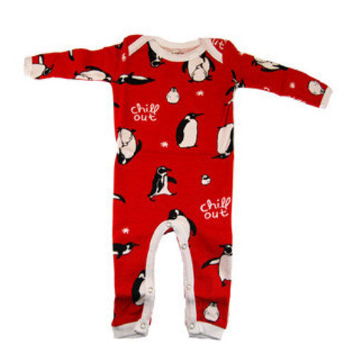 Penguins Kids Coveralls