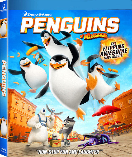 Penguins Of Madagascar DVD (Widescreen)