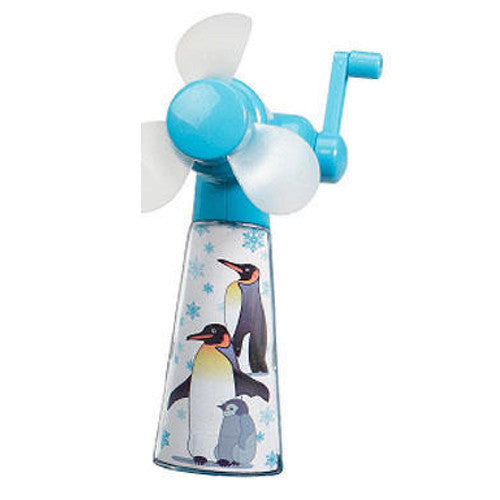 "Personal Penguin Fan (5"" Tall)"