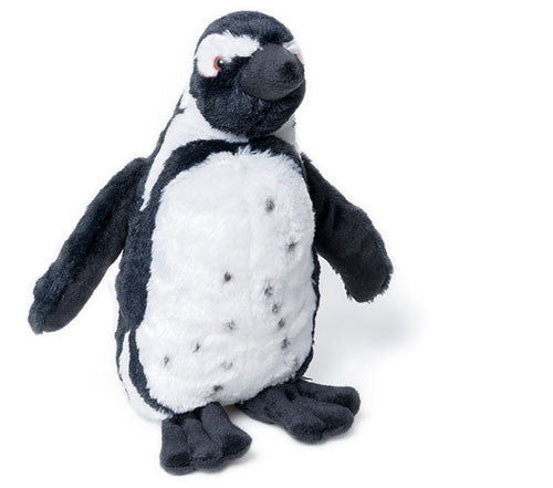 "Arlo African Penguin Plush (12"" Tall)"