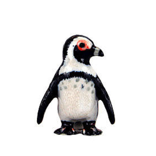 "Simon African Penguin Figurine (1 1/2"" Tall)"