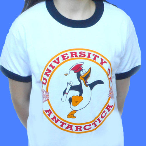 University Of Antarctica  T-Shirt (S - L)