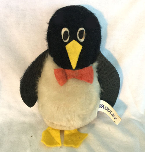 "Waddley Penguin Plush (6"" Tall)"