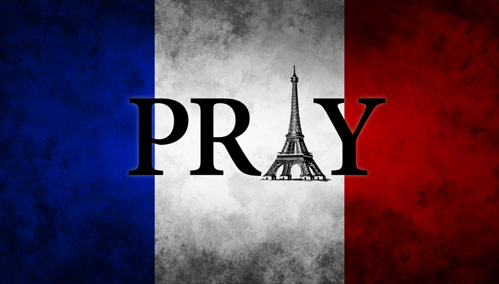 Sending A Prayer For France. #Prayers4Paris #ParisAttacks