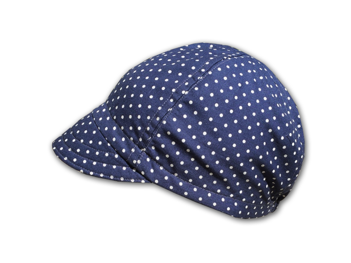 KITSAC Cycling Cap - Giselle - Side View