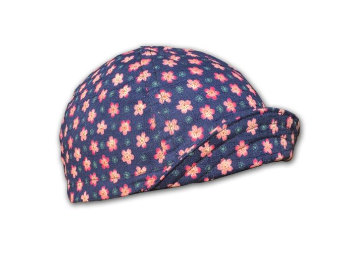 KITSAC Cycling Cap - Janice - Side Front View