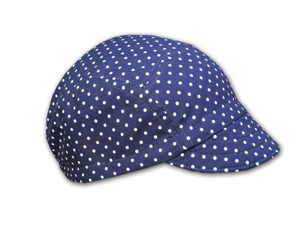 KITSAC 5 Panel Cycling Cap - Kate - Side View