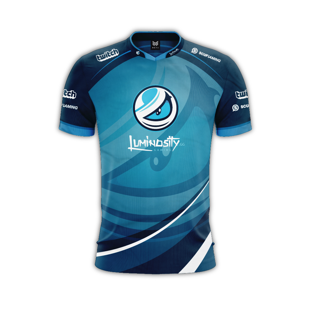 2017 Luminosity Gaming Jersey - CSGO
