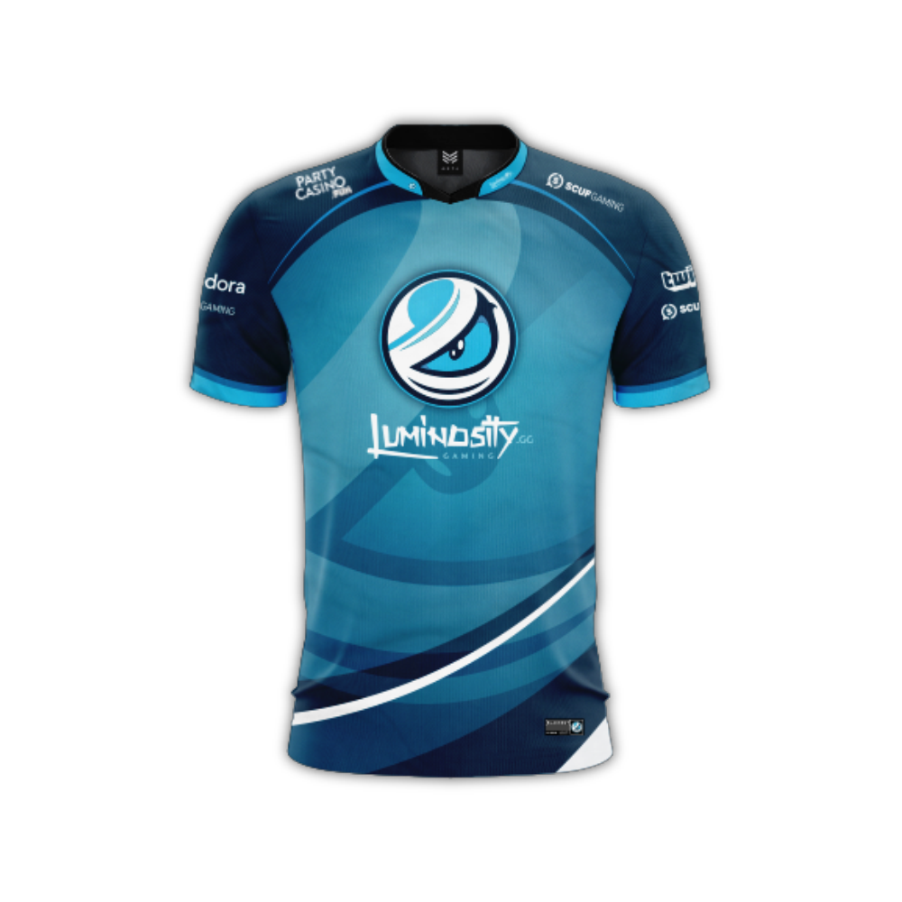 2018 Luminosity Gaming Jersey - SMITE