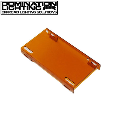 Amber light bar cover domination lighting amber light bar cover mozeypictures Choice Image