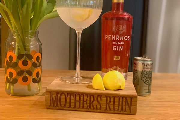 Mothers Ruin Mini Oak Chopping  Board