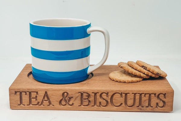 MUM'S TEA & BISCUIT BOARD