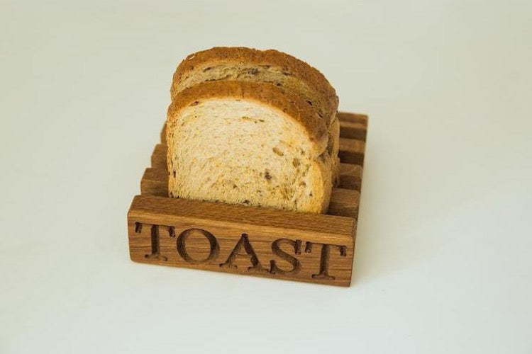 Oak Toast Rack