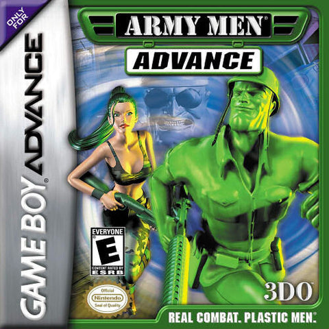 Army Men: Advance (Nintendo Game Boy Advance, 2001)