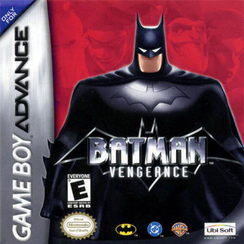 Batman Vengeance (Nintendo Game Boy Advance, 2001)