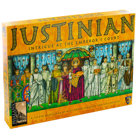 Justinian - Board Game (Phalanx Games)