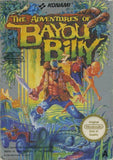 Adventures of Bayou Billy, The (Nintendo NES, 1989)