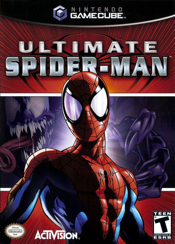 Ultimate Spiderman (Nintendo Gamecube, 2005)