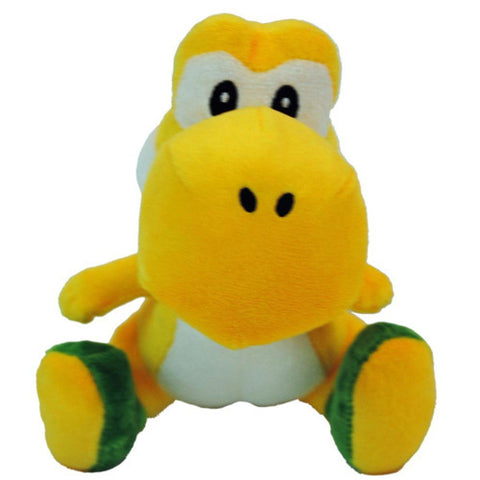 "Yellow Yoshi 6"" Plush - Plush (Little Buddy)"