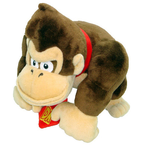 "Donkey Kong 9"" Plush - Plush (Little Buddy)"