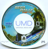 Sega Rally Revo (Sony PlayStation Portable, 2007)