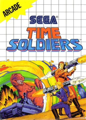 Time Soldiers (Sega Master System, 1988)
