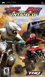 MX vs. ATV: Untamed (Sony PlayStation Portable, 2007)