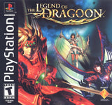 Legend of Dragoon, The (Sony PlayStation, 2000)