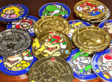 Super Mario Challenge Coin Pack - Coin (Enterplay)