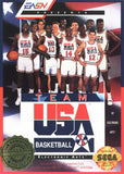 Team USA Basketball (Sega Genesis, 1992)