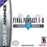 Final Fantasy 1 & 2: Dawn of Souls (Nintendo Game Boy Advance, 2004)