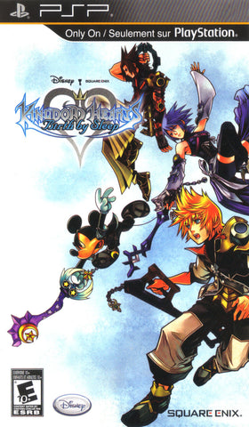 Kingdom Hearts: Birth by Sleep (Sony PlayStation Portable, 2010)