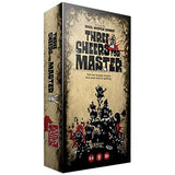 Three Cheers for Master - Card Game (Atlas Games)