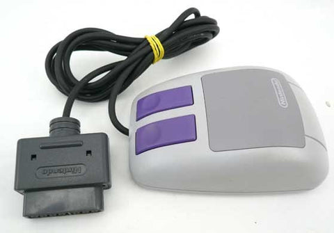 Super Nintendo Entertainment System - Mouse (Nintendo)