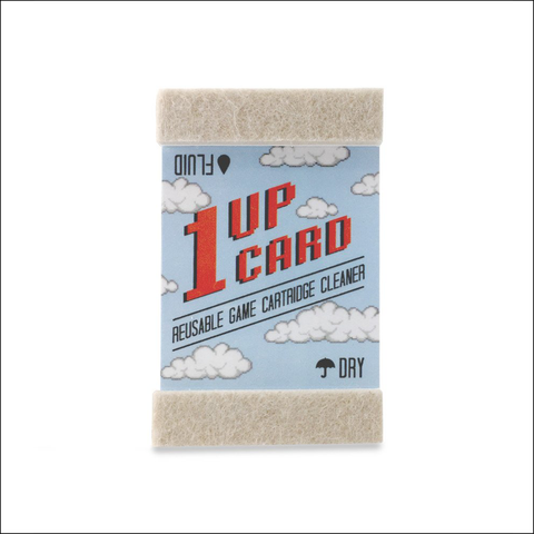 1UPcard Game Cartridge Cleaner Single (1UPcard)