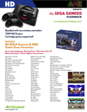 Sega Genesis Flashback HD - 2017 Version - Console (AtGames)